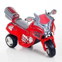 3 Wheel Kids Motorcycle Trike Toddler Outdoor Play Battery Powered Ride ... - $132.10