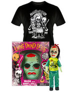 Living Dead Dolls Retro Halloween Set GABRIELLA Brand NEW! - $129.99