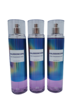 Bath and Body Works Kaleidoscope Fine Fragrance Mist (Set of 3) - $44.99