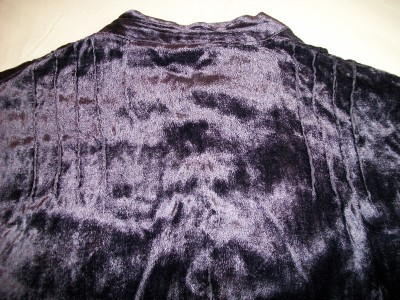 WOMEN WHITE STAG SHIRT PANTS OUTFIT LARGE 12 14 PURPLE