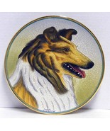 VENETO FLAIR Plate - COLLIE from the DOG SERIES 1974 - Artist: Vincente ... - $20.00