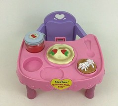 Mealtime Magic Baby Chair Toy Gerber Toy Biz Replacement Vintage 1998 - $22.72