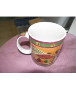Block Coundtry Village mug (4 styles) 5 available - $2.72