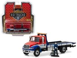 2013 International Durastar BFGoodrich Flatbed Tow Truck with Repair Man... - $21.98