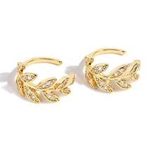Non Pierced Earrings for Women - Cuff Earrings for Girl, Clip On Earring... - $14.65