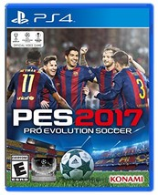 Pro Evolution Soccer 2017 - PlayStation 4 Standard Edition [video game] - $34.46