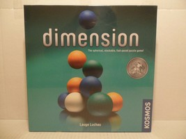 Kosmos Dimension The Spherical Stackable Fast Paced Puzzle Game (2019) B... - $44.44