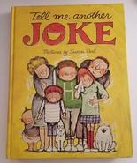 Tell Me Another Joke 1964 Ralph Underwood Susan Perl Vintage Children's ... - $19.79