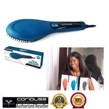 Corioliss Hair Straightener/Straightenening Brush/Digital Hot  Brush (Teal) - $39.00