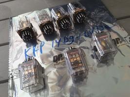 (7) KRP-14DG-6 Potter & Brumfield Amf Te 6VDC Relay New Nos Rare Sale $89 - $88.11