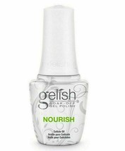 Harmony Gelish - NOURISH Cuticle Oil - New Packaging 0.5oz - $5.93