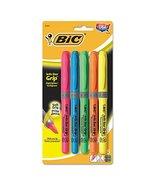 BICGBLP51ASST - BIC Brite Liner Grip Highlighter - $7.83