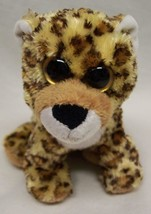 "TY Beanie Baby CUTE SPOTTER THE LEOPARD 5"" Plush STUFFED ANIMAL Toy - $14.85"