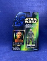 Star Wars POTF 1996 Grand Moff Tarkin Kenner Collection Green Card - $14.03