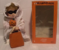 1993 Halloween Kids GHOST Animated Collectable w/Box - €13,66 EUR