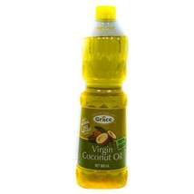 Grace Virgin Coconut Oil All Natural Cold Pressed 900ml - $37.40