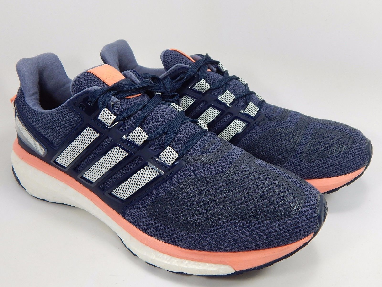 Adidas Energy Boost 3 Women's Shoes Size US 9.5 M (B) EU 42 Pink Purple AF4936