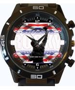 Rocky Balboa New Gt Series Sports Unisex Gift Watch - $34.99