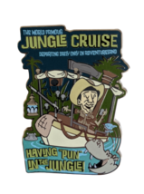"World Famous Jungle Cruise Having ""Pun"" In The Jungle Disney Pin Trading - $15.83"