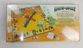 NEW Sealed Brew-Opoly Brewopoly Monopoly Style Board Game Beer Lager Ale... - $16.72