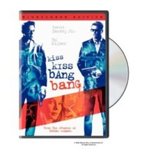Kiss Kiss, Bang Bang [DVD]