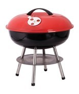 Brentwood Appliances BB-1401 14 Portable Charcoal BBQ Grill - $889,32 MXN