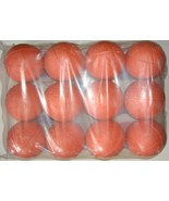 12 Indian Rubber Cricket Ball Rubber Ball for Cricket  Indian Rubber Bal... - $21.83