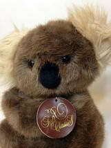"Dakin Koala Bear Plush Vintage 1987 Brown Soft Classics Stuffed Animal 11""  - $33.20"