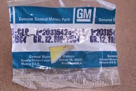 GM OEM 1981-On Moulding Clip  20315425 - $8.50