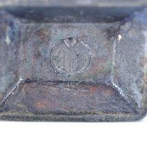 Vintage Silver Salt & Pepper Shaker Set Stamped 1030 image 5