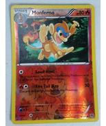 Pokemon Black & White Series Plasma Storm - Monferno (Reverse Holo) - $2.00