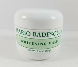 Mario Badescu Skin Care Whitening Mask 2 oz(56 g) New Sealed All Skin Types - $21.99