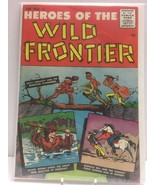 HEROES OF THE WILD FRONTIER #1 aka issue 27 former Baffling Mysteries 19... - $37.95