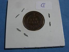 Indian Head Penny 1901 #D - $1.49