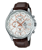Casio Edifice Analog White Dial Men's Watch - EFR-304L-7AVUDF new - £70.39 GBP