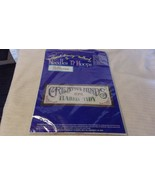 Creative Minds  Counted Cross Stitch Kit #362 from Needles N Hoops  BNOS - $22.28