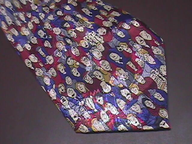 Top Knot Designs Neck Tie Men