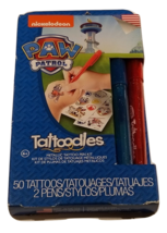 Tattoodles - Paw Patrol Temporary Tattoos