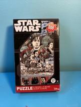 Star Wars Empire Strikes Back 300 Piece Puzzle Complete Unused Disney 14... - $9.89
