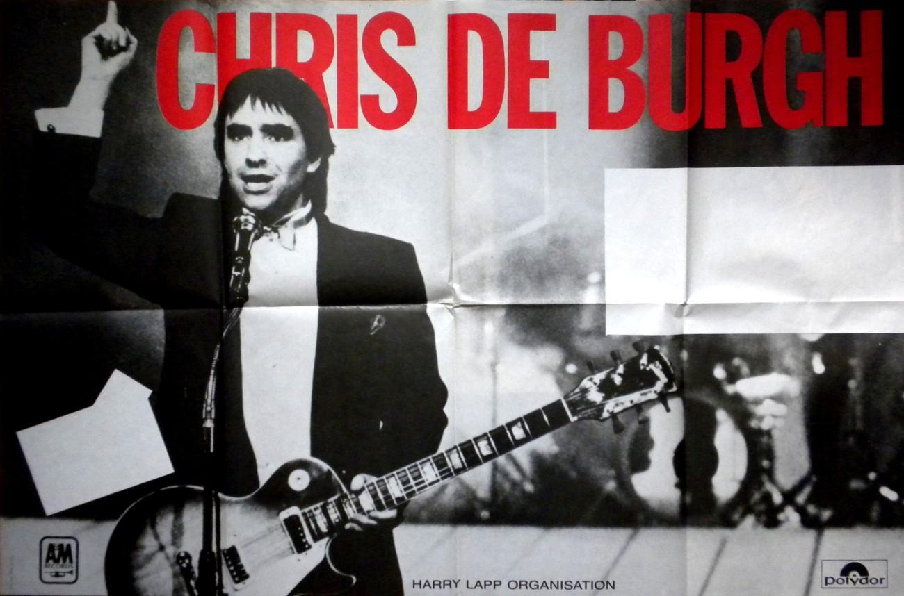 Music   cdb concert poster