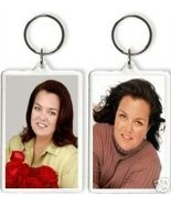Rosie O'Donnell 2 Photo Designer Collectible Ke... - $3.95