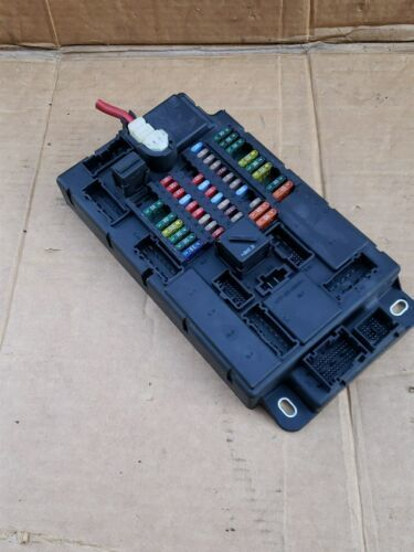 BMW Mini Cooper Fuse Junction Box Power Control Module 6135-3453736-01
