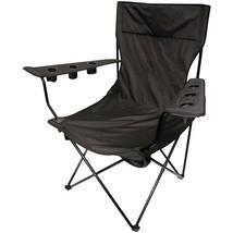 Creative Outdoor Distributor Folding Kingpin Chair (black) CRO810169 - $175.70