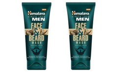 Himalaya Men Face and Beard Wash 40gm & 80gm - choose your best option - $8.86+