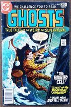 Comic DC Ghosts No 64 May 1978 - $1.27