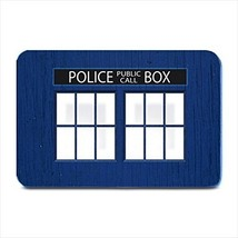 Police Box Whovian Plate Place Mat - $17.00
