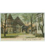FIRST CHURCH OF CHRIST (SCIENTIST) GARDINER, ME-pm 1907 - $8.09