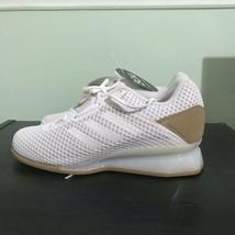 Mens Adidas Leistung.16 II Weightlifting Sneaker - White Size 6.5 [AC6977] - $128.70