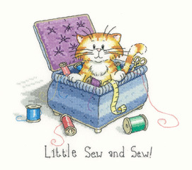 Little sew and sew cat s rule