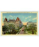 STATE CAPITOL, NEW STATE OFFICE & EDUCATION BLDG/ALBANY - $4.49